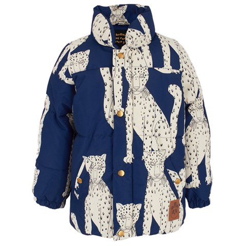 mini rodini puff jacket