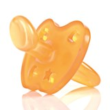 Hevea Star and Moon Pacifier 3-36 Months