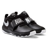 Nike Boys´ Black Nike Team Hustle D 8 Junior Basketball Shoe