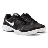 Nike Black Nike City Court 7 Junior Tennis Shoe
