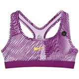 Nike Purple Classic Sports Bra