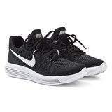Nike Black Nike Boys LunarEpic Low Flyknit 2 Junior Running Shoe