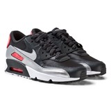 Nike Girls´ Black Nike Air Max 90 Mesh Junior Shoe