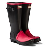 Hunter Watermelon ribbed toe Kids Wellies
