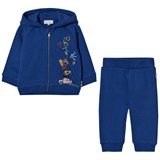 Paul Smith Junior Royal Blue Logo Tracksuit