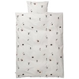 ferm LIVING Party Print Junior Bedding