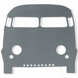 ferm LIVING Dark Grey Car Lamp