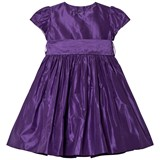 Oscar De La Renta Purple Party Dress