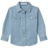 Stella McCartney Kids Blue Denim Dallas Shirt