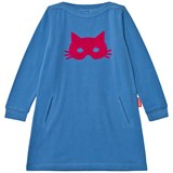 Tapete Blue Dress with red catmask