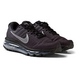 Nike Black Nike Air Max Junior Running Shoe