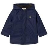 Billybandit Navy Rain Coat