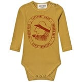 Bobo Choses Yellow Captain Ahab Print Body