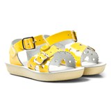 Salt-Water Sandals Shiny Yellow Sweetheart Premium Sandals