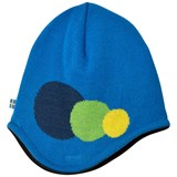Isbjörn Of Sweden Blue Hat with 3 dots