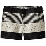 Karl Lagerfeld Kids Multi Tweed and Sequin Zip Shorts