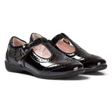 Lelli Kelly Black Jennette T-Bar School Shoes