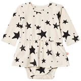 Noe & Zoe Berlin Black Stars Dress Body