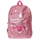 Lelli Kelly Pink Glitter Backpack