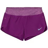 Nike Purple Nike Training Shorts