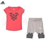 adidas Disney Micky Mouse Infants Tee and Leggings Set