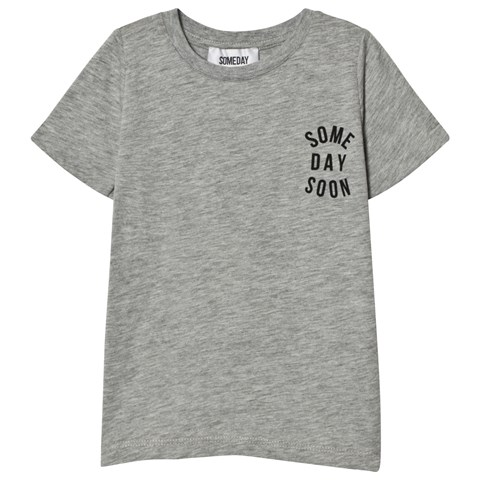 Someday Soon Grey Revolution Tee