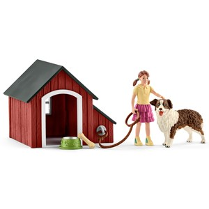 Schleich Dog Kennel One Size