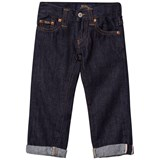 Ralph Lauren Dark Wash Conrad Skinny Fit Denim Jeans