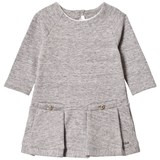Chloé Grey Marl Sweat Dress