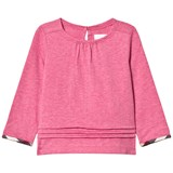 Burberry Plum Pink Gisselle Long-Sleeved Tee