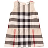 Burberry Stone Mini Dawny Classic Check Sleeveless Dress