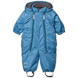 Mikk-Line Hawaiin Blue Winter Coverall