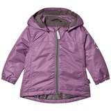Mikk-Line WINTER Girls jacket - Campaign Very Grape