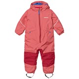 Patagonia Baby Snow Pile One-Piece Indy Pink