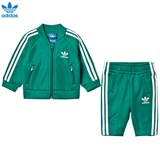 adidas Originals Khaki Infants Tracksuit