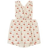The Animals Observatory White Cherries Goose Kids Dress