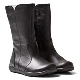 Primigi Black Adella Tall Leather Boots