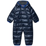 Patagonia Navy Blue Hi-Loft Down Coverall