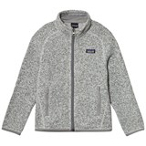Patagonia Girls´ Better Sweater Jacket Birch White