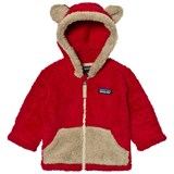 Patagonia Baby Furry Friends Hoody Classic Red