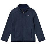 Patagonia Boys´ Better Sweater Jacket Classic Navy
