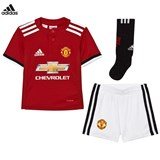 Manchester United Man United ´17 Kids Home Kit