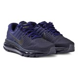 Nike Boys Navy Nike Air Max Junior Running Shoe