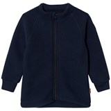 Mikk-Line Blue Night Merino Wool Jacket