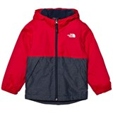 The North Face Red Warm Storm Jacket