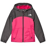 The North Face Pink Warm Storm Jacket