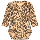 Mini Rodini Leopard Print Body