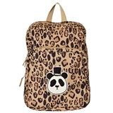Mini Rodini Beige Panda Backpack
