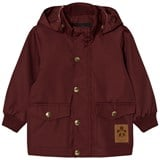 Mini Rodini Burgundy Pico Jacket