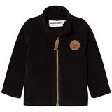 Mini Rodini Black Fleece Jacket